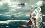 FFIV TAY wallpaper 1