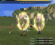 FFX Gold Hourglass