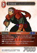 Gekkou 3-010R from FFTCG Opus