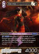 Queen 3-151S from FFTCG Opus