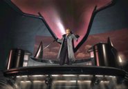 Seifer at the Lunatic Pandora from FFVIII Remastered