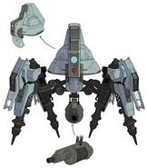 Blast-Ray artwork for FFVII Remake