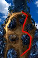 Condor War enemy path 13