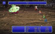 DEV using Toad from FFIII Pixel Remaster