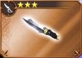 DFFOO Iron Knife