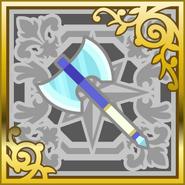 FFAB Crystal Axe SR+