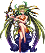 FFBE Siren Artwork