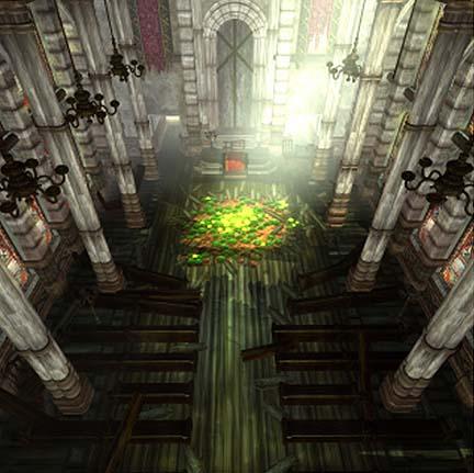 Church in the Slums (Final Fantasy VII field)
