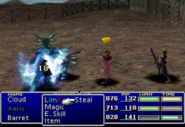 FFVII Death Claw