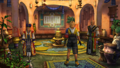 FFX HD Kilika Temple Monks' Chamber Left