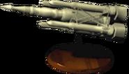 Model Rocket FF7