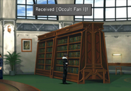 Occult Fan I location in FFVIII Remastered