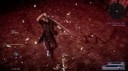Eroder battle maneuvers FFXV x Terra Battle collab