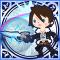 FFAB Keen Edge - Squall Legend SSR