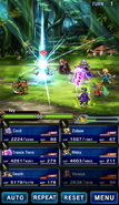 FFBE Stasis Sword Ability