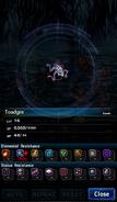 FFBE Toadgre Analyze 3