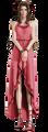 FFVIIR Aerith abito rosa scuro