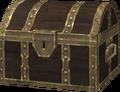 FFXI Treasure Casket Brown