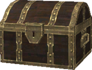 FFXI Treasure Casket Brown