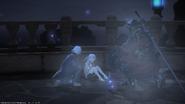 Gaius Saving Young Allie