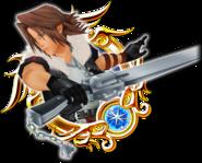 KHUX KH2 Leon Ver A 6★ Medal
