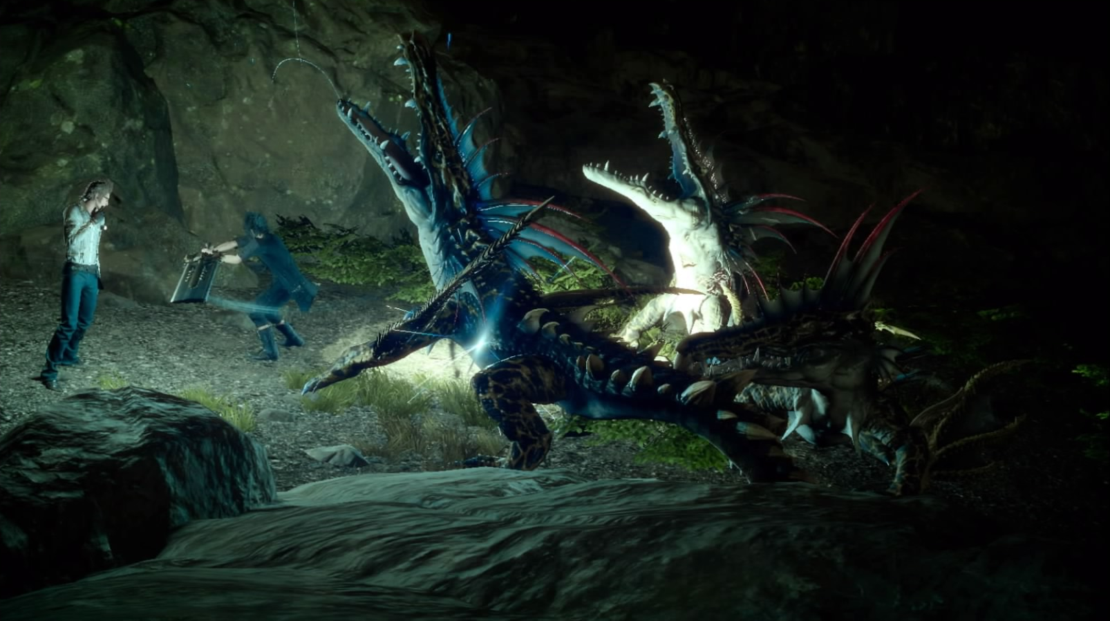 Морской чёрт (Final Fantasy XV)