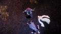 Ardyn stabs Somnus and Aera in FFXV Episode Ardyn ending