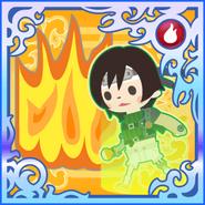 FFAB Fire Fang - Yuffie SSR