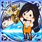 FFAB Zantetsuken - Garnet Legend SSR+
