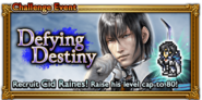 FFRK Defying Destiny Event