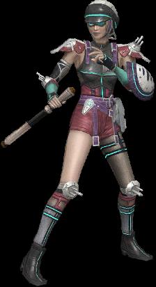 PSICOM Huntress