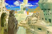Final Fantasy Unlimited preliminary illustration 12