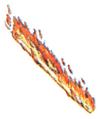 Fire Rod FFIII Art