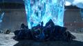 Ixal praying on the Meteorshard from FFXV