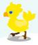 Chocobo Panic - Yellow Chocobo.png