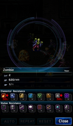 FFBE Zombie Analyze