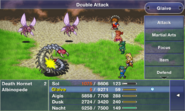 FFD Battle-Arts Double-Attack