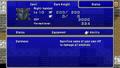 FFIV PSP Status Menu 3