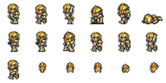 FFRK Curilla sprites