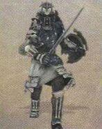 Imperial Swordsman FFXII