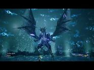 Megaflare - Bahamut summon sequence - Final Fantasy VII Remake