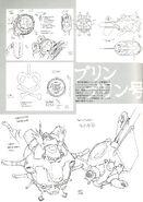 Rouge Ship Sketch 1