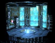 Underwater reactor elevator