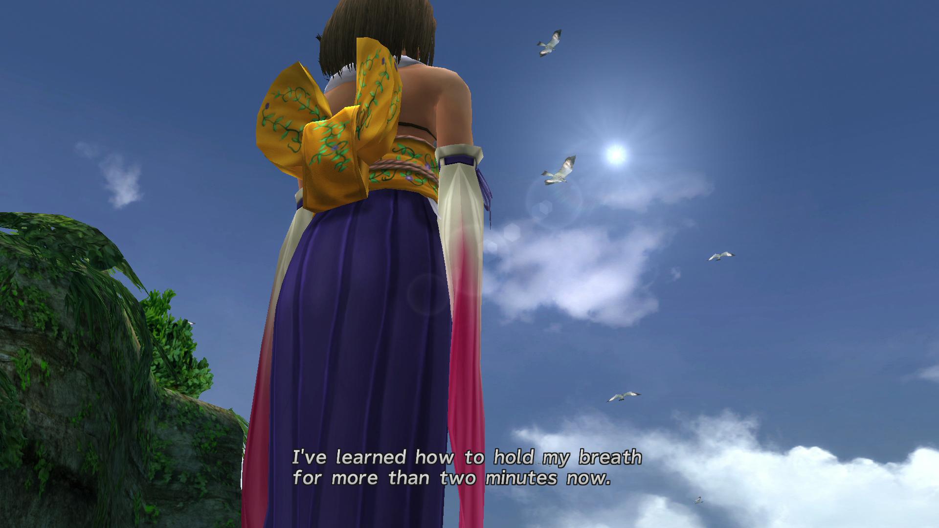 Final Fantasy X: Eternal Calm