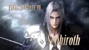 DFF2015 Sephiroth Trailer