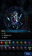 FFBE Shiva Analyze