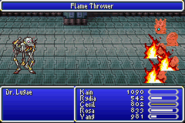 FFIV Flame Thrower