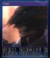 FFIV Steam Card Kain