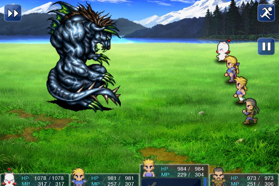 Final Fantasy VI/CylindrusAltum/Part XVII