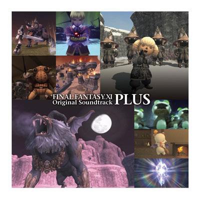 Final Fantasy XI Original Soundtrack - Plus